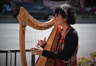 Jan 29-31, Winter Harp Festival Online